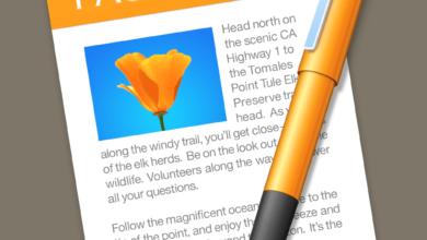Logiciels Mac gratuits pour la publication assistée par ordinateur