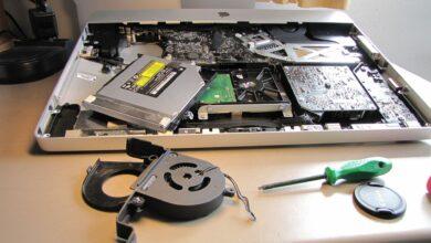 Mise à niveau du disque dur en 2009 et des iMacs ultérieurs