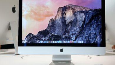 Modifier l'icône de la barre latérale et la taille de la police dans les applications Mac