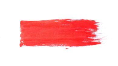 Quelle est la couleur du vermillon et que symbolise-t-elle ?